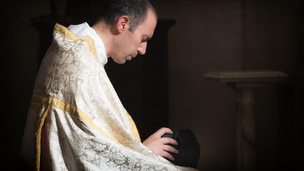 Rev. Saguto, FSSP (2017)