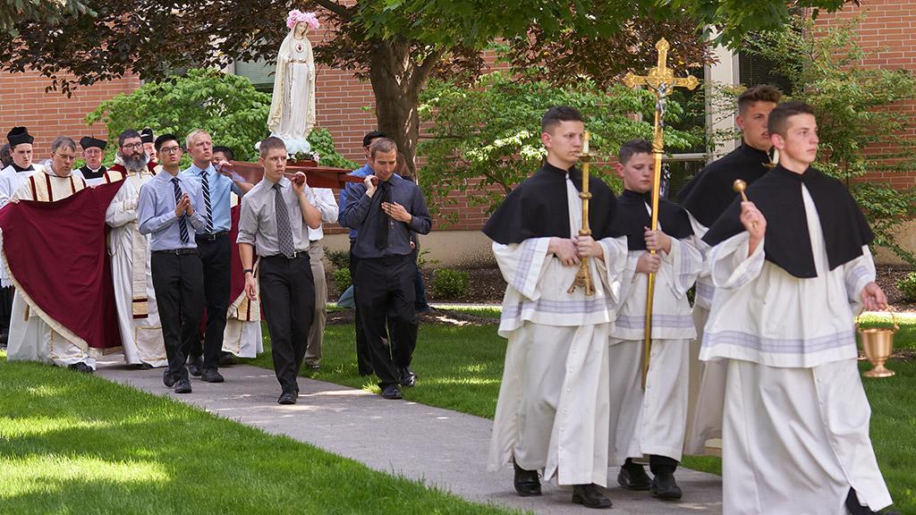 Gonzaga Marian Procession (2019)