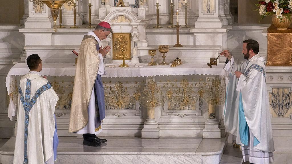 Bishop Thomas Daly (2019)