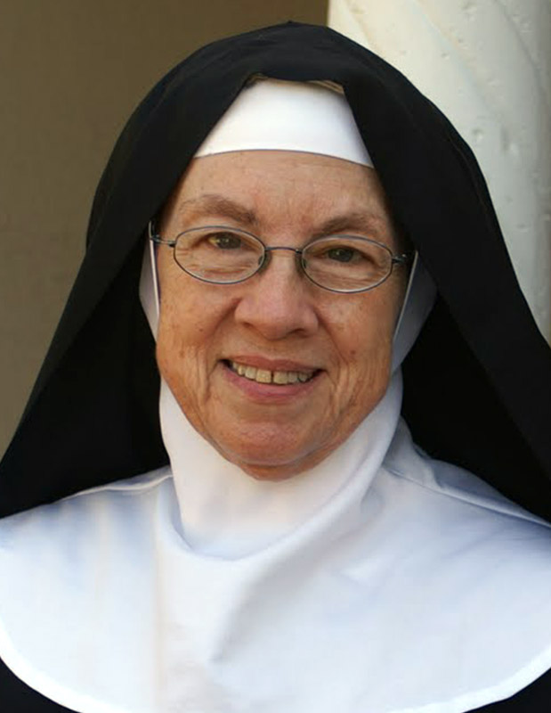 Mother Miriam of the Lamb of God