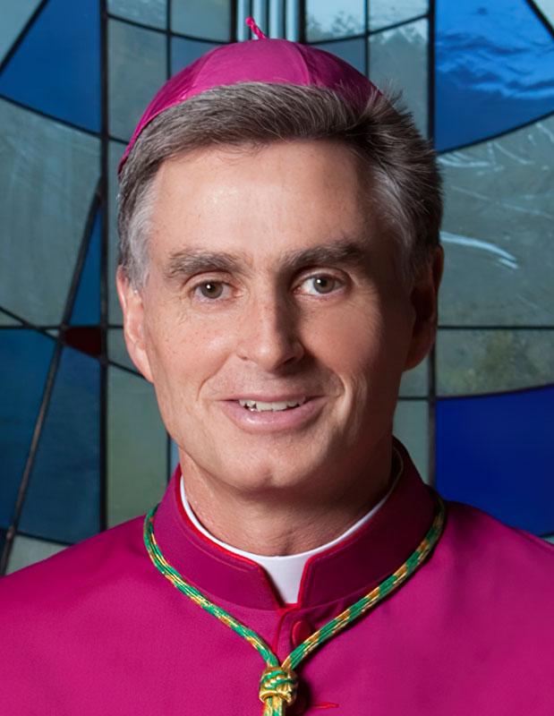 Bishop Thomas A. Daly